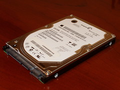 Seagate 120 GB Hard Drive
